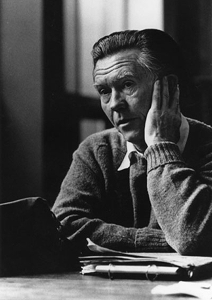 Visit the William Stafford Archives at Lewis and Clark at